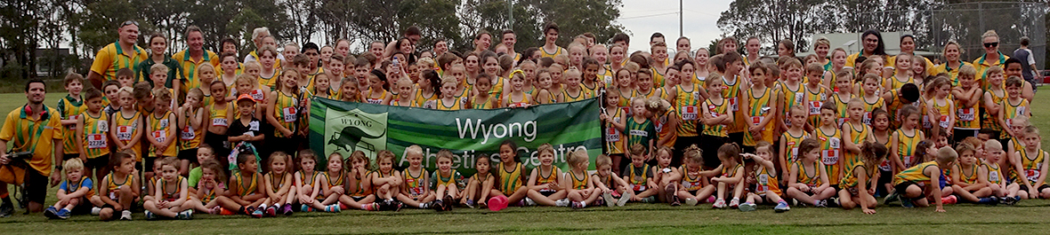 40th Anniversary Wyong Athletics Centre Inc